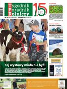 Tygodnik Poradnik Rolniczy - tygodnik - prenumerata kwartalna już od 4,75 zł