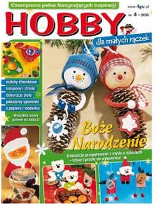 Hobby - kwartalnik - prenumerata półroczna już od 7,99 zł