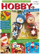 Hobby - kwartalnik - prenumerata roczna już od 7,99 zł