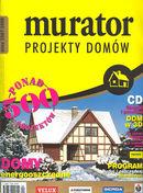 Murator - Projekty Domów - kwartalnik - prenumerata półroczna już od 7,99 zł