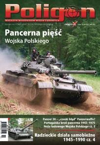 Poligon-Magazyn Miłośników Wojsk Lądowych - dwumiesięcznik - prenumerata roczna już od 17,50 zł