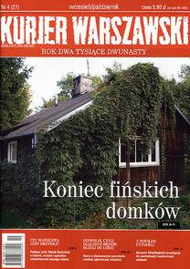 Kurier Warszawski - miesięcznik - prenumerata kwartalna już od 9,90 zł