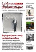 Le Monde Diplomatique Edycja Polska - miesięcznik - prenumerata kwartalna już od 14,90 zł