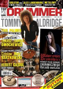 Top Drummer - dwumiesięcznik - prenumerata kwartalna już od 9,70 zł