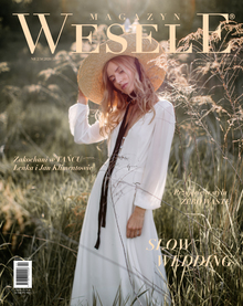 Magazyn Wesele - kwartalnik - prenumerata kwartalna już od 12,70 zł