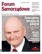 Forum Samorządowe - miesięcznik - prenumerata półroczna już od 15,58 zł