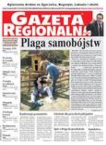 Gazeta Regionalna Dolny Śląsk - dwutygodnik - prenumerata kwartalna już od 2,50 zł