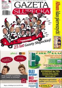 Gazeta Słupecka - tygodnik - prenumerata kwartalna już od 3,00 zł