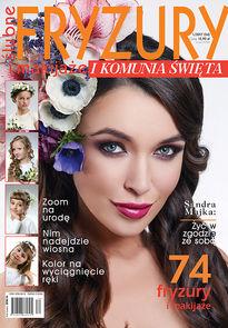 Ślubne Fryzury I Makijaże - kwartalnik - prenumerata kwartalna już od 16,00 zł