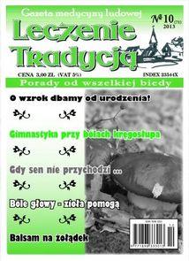 Leczenie Tradycją - miesięcznik - prenumerata kwartalna już od 3,00 zł