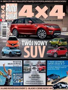 Auto Świat 4 X 4 - inne - prenumerata roczna już od 19,90 zł