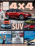 Auto Świat 4 X 4 - inne - prenumerata półroczna już od 19,90 zł