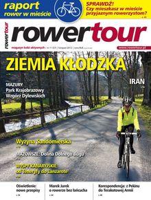Rowertour - miesięcznik - prenumerata kwartalna już od 9,50 zł