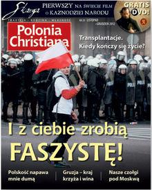 Polonia Chrystiana - dwumiesięcznik - prenumerata kwartalna już od 12,00 zł