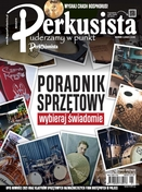 Perkusista - miesięcznik - prenumerata roczna już od 15,50 zł