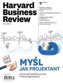 Harvard Business Review Polska - miesięcznik - prenumerata roczna już od 125,00 zł