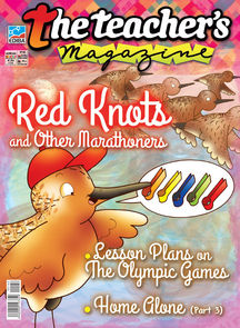 The Teacher'S Magazine - miesięcznik - prenumerata kwartalna już od 16,95 zł