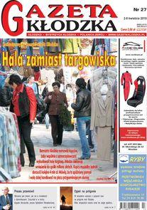 Gazeta Kłodzka - tygodnik - prenumerata kwartalna już od 2,00 zł