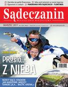 Sądeczanin - miesięcznik - prenumerata kwartalna już od 5,00 zł