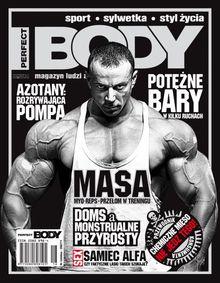 Perfect Body - dwumiesięcznik - prenumerata kwartalna już od 9,99 zł