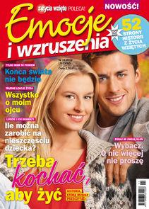 Emocje I Wzruszenia - miesięcznik - prenumerata kwartalna już od 2,89 zł