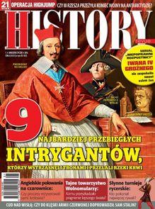 21 Wiek Historia Revue - Amconex - dwumiesięcznik - prenumerata półroczna już od 8,50 zł