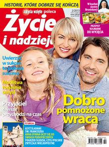 Życie I Nadzieja - miesięcznik - prenumerata kwartalna już od 2,99 zł