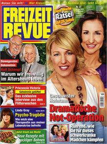 Freizeit Revue - tygodnik - prenumerata roczna już od 9,90 zł