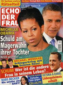 Echo Der Frau - tygodnik - prenumerata półroczna już od 10,90 zł
