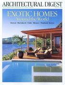 Architectural Digest - miesięcznik - prenumerata roczna już od 59,90 zł
