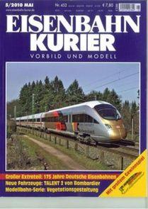 Eisenbahnkurier - miesięcznik - prenumerata roczna już od 42,00 zł