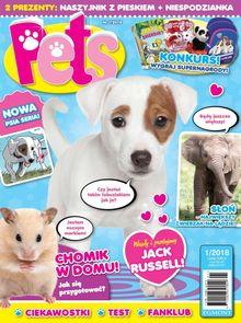 Pets - dwumiesięcznik - prenumerata roczna już od 9,99 zł