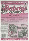 Babcine Recepty - miesięcznik - prenumerata kwartalna już od 2,80 zł