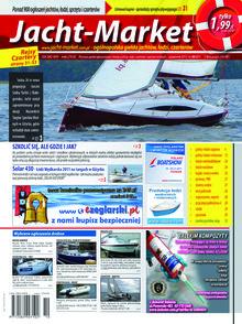 Jacht Market - miesięcznik - prenumerata roczna już od 1,99 zł