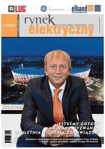 Rynek Elektryczny - miesięcznik - prenumerata roczna już od 6,82 zł
