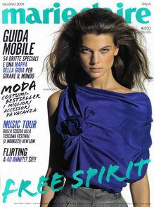 Marie Claire (Italy) - miesięcznik - prenumerata roczna już od 39,90 zł