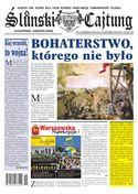 Slunski Cajtung - miesięcznik - prenumerata kwartalna już od 3,00 zł