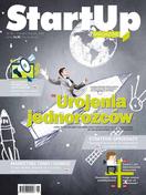 Startup Magazine - dwumiesięcznik - prenumerata kwartalna już od 24,90 zł