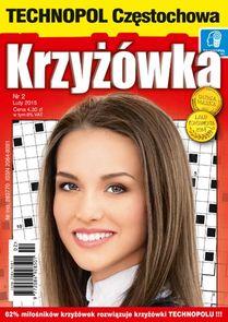 Krzyżówka - miesięcznik - prenumerata kwartalna już od 5,50 zł