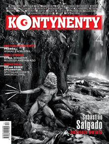 Kontynenty - kwartalnik - prenumerata kwartalna już od 25,00 zł