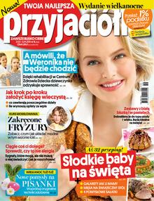 Przyjaciółka - dwutygodnik - prenumerata kwartalna już od 2,19 zł