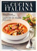 La Cucina Italiana (Italy) - miesięcznik - prenumerata roczna już od 39,90 zł