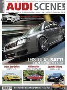 Audi Scene Live - miesięcznik - prenumerata roczna już od 48,90 zł