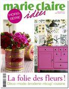 Marie Claire Idees - miesięcznik - prenumerata roczna już od 41,90 zł