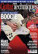 Guitar Techniques - miesięcznik - prenumerata roczna już od 59,90 zł