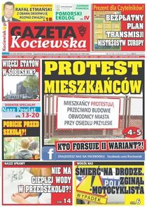 Gazeta Kociewska - tygodnik - prenumerata kwartalna już od 3,00 zł