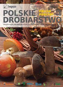 Polskie Drobiarstwo - miesięcznik - prenumerata półroczna już od 10,00 zł