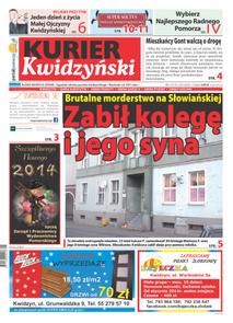 Kurier Kwidzyński - tygodnik - prenumerata kwartalna już od 2,60 zł