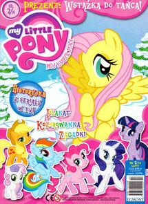 Mój Kucyk Pony - miesięcznik - prenumerata kwartalna już od 10,99 zł