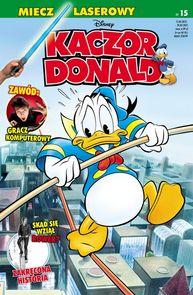 Kaczor Donald - miesięcznik - prenumerata półroczna już od 9,99 zł